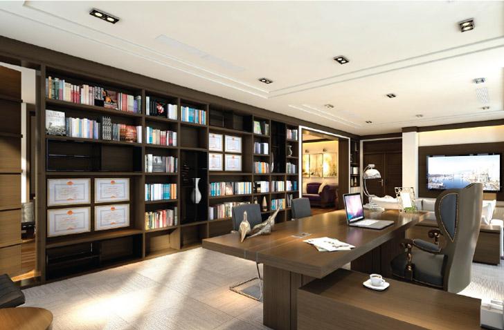 Văn phòng cho thuê Vinhomes Mễ Trì