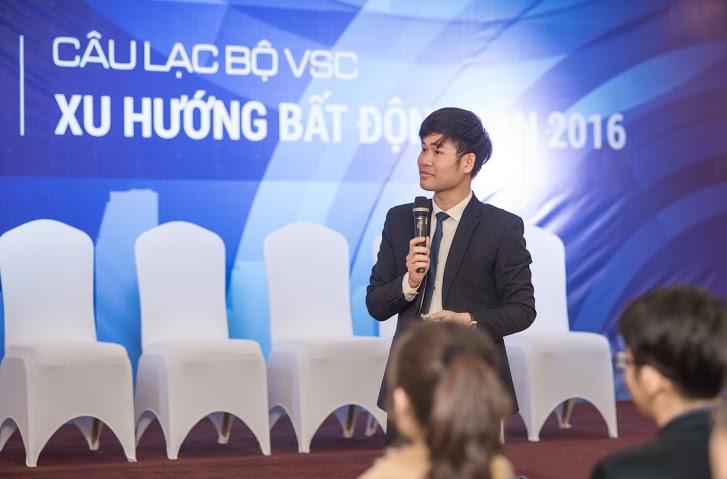 Ông Minh Trần chia sẻ