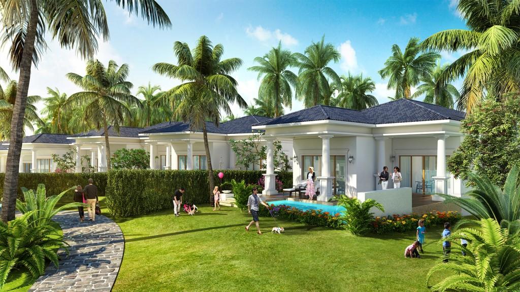 biet thu bien vinpearl long beach villas