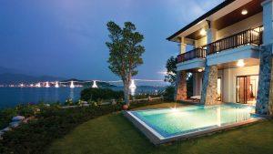 Cập nhật tiến độ dự án Vinpearl Luxury Villas