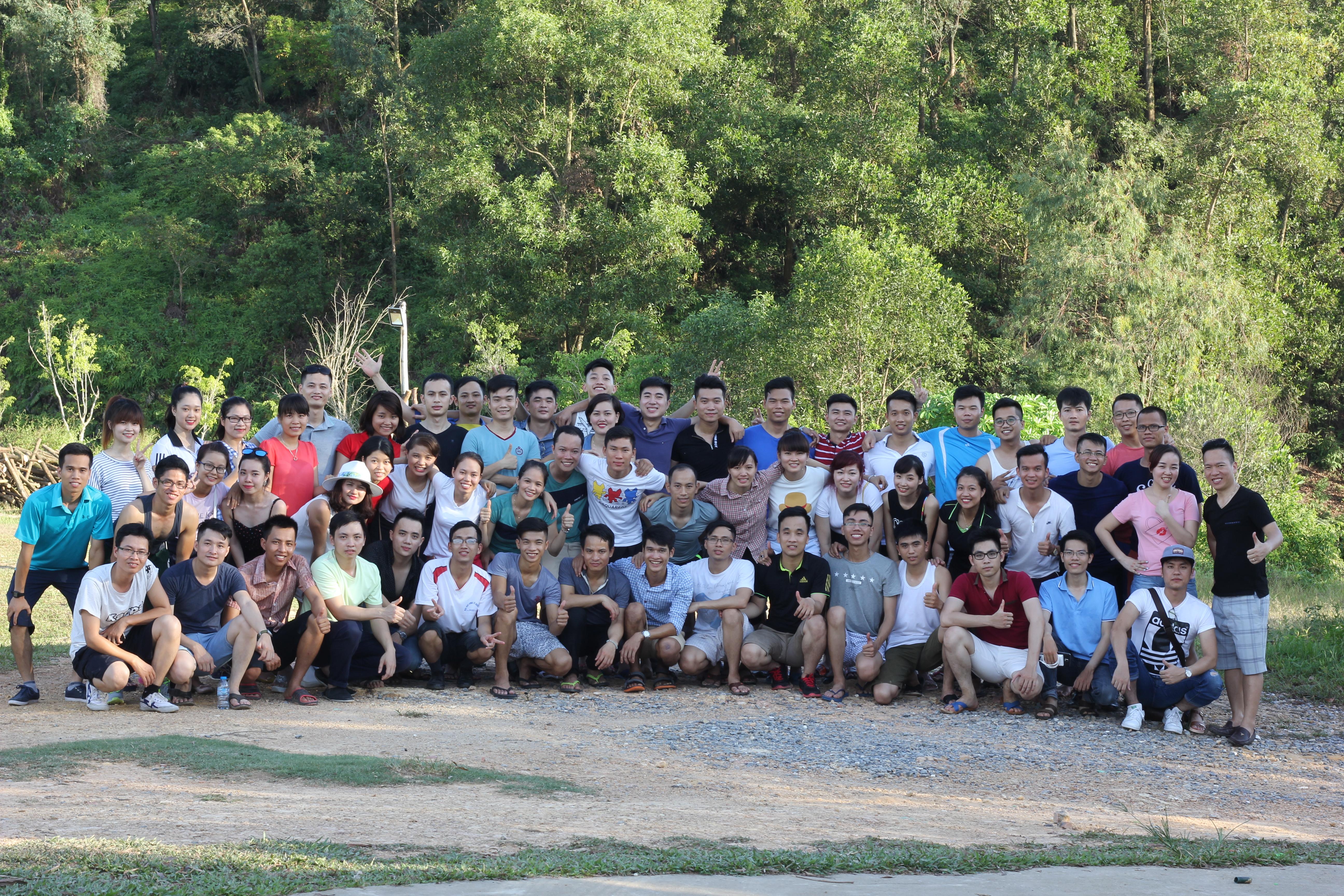 Dã ngoại 2 ngày 1 đêm của gia đình Địa ốc 5 sao tại Zen Resort, Ba Vì