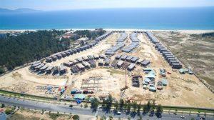 Hình ảnh thực tế dự án Vinpearl Đà Nẵng 2 Resort & Villas – 28/07/2016