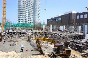 Tiến độ xây dựng Vinpearl RiverFront Condotel Đà Nẵng – Ngày 27/09/2016