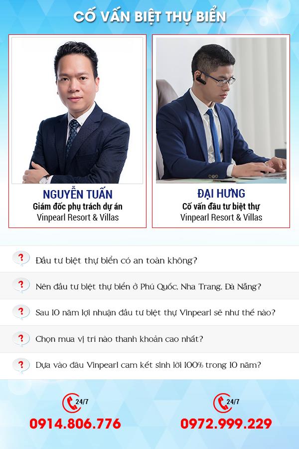 hotline chung