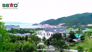 Tham quan cận cảnh những căn biệt thự đẹp đến mê hồn tại Vinpearl Golf Land Nha Trang