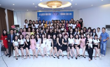 CLB Sales Nữ Triệu USD chính thức được thành lập – nâng tầm giá trị nữ Sales tại Việt Nam