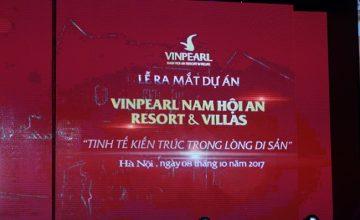 """Sự kiện """"Lễ ra mắt Vinpearl Nam Hội An Resort & Villas"""" thành công ngoài mong đợi"""