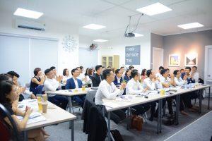 Khóa huấn luyện đặc biệt Địa Ốc 5 Sao: Tư duy nghề sales bất động sản