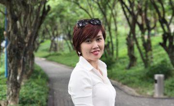 Câu chuyện lập nghiệp của lead Nguyễn Thủy – Giám đốc đồng sáng lập Địa Ốc 5 Sao