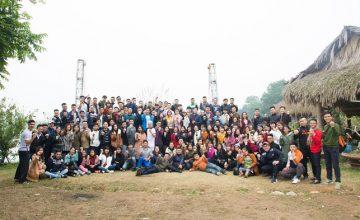 Teambuilding Địa Ốc 5 Sao 15-16/1/2018 – nơi gắn kết tinh thần đồng đội của chiến binh
