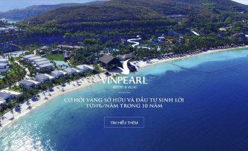 Vinpearl Nam Hội An Resort & Villas – KIỆT TÁC TRONG LÒNG DI SẢN