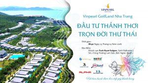Biệt thự cạnh sân golf Nha Trang: Đầu tư thảnh thơi – trọn đời thư thái