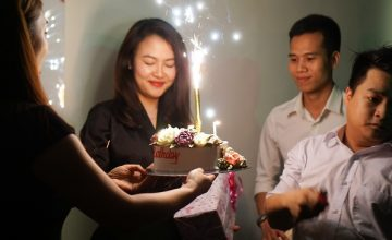 Công ty tổ chức sinh nhật cho nhân sự tháng 4
