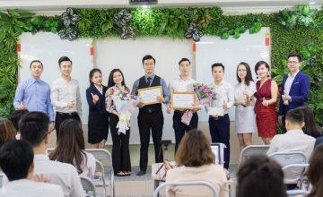 Tôn vinh và tri ân tới đội nhóm và cá nhân xuất sắc nhất quý I/2018