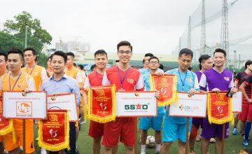 Đại ốc 5 sao vào vòng tứ kết giải bóng đá VARS CUP – 2018