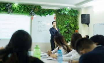 Đào tạo nội bộ: Chia sẻ kỹ năng chăm sóc khách hàng Trước – Trong – Sau giao dịch