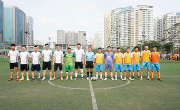 Thông báo về giải bóng đá Bất động sản Việt Nam – VARS CUP 2018