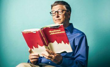 Sales BĐS: Học cách tỷ phú đọc sách để phát triển bản thân