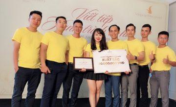Cô gái pha lê – Nữ chuyên viên kinh doanh xuất sắc nhất tập đoàn Vingroup năm 2018