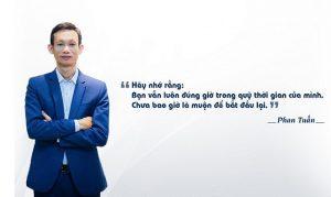 Phan Tuấn – Sales BĐS Triệu USD, chưa bao giờ là muộn để bắt đầu lại