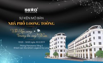 Sự kiện mở bán 10 căn nhà phố đẹp nhất Hạ Long – nhận quà tặng 1 cây vàng