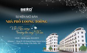 """Sự kiện HOT tháng 4: Mở bán """"siêu phẩm"""" Shophouse Loong Toong tại Hà Nội"""