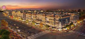 Shophouse Europe Hạ Long: Đầu tư 3,3 tỷ – cam kết mua lại 14,3 tỷ sau 8 năm