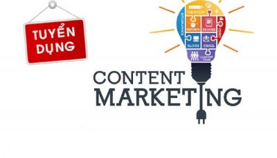 CPTM Địa Ốc 5 Sao tuyển dụng content marketing, lương từ 6 – 9 triệu đồng/tháng