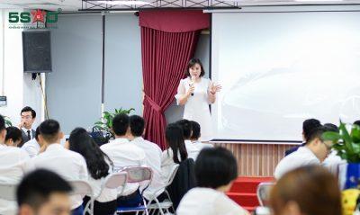 Địa ỐC 5 Sao tổ chức đào tạo về kỹ năng chốt sales, xử lý từ chối
