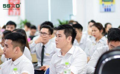Địa Ốc 5 Sao tổ chức khoá đào tạo gia tốc chuyên sâu dành cho nhân sự mới