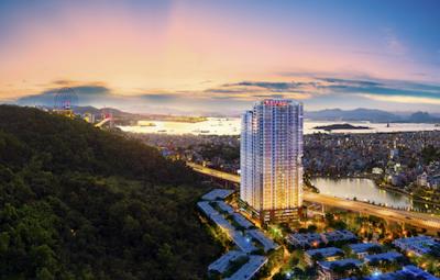 85% căn hộ khách sạn Ramada Hotel & Suites Halong Bay View đã có chủ