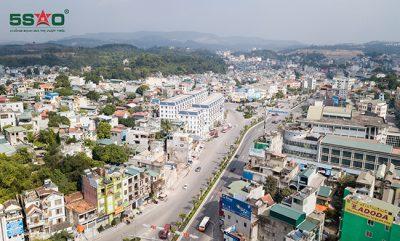 Tiến độ xây dựng Shophouse Loong Toòng Hạ Long 12/2019