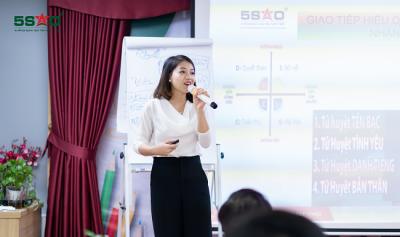 """Song Loan – Đào tạo """"Kỹ năng bán hàng chuyên sâu"""""""