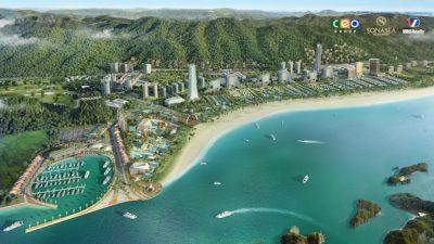 Sonasea Vân Đồn Harbor City: Sôi động 4 mùa, cuộc sống phồn vinh