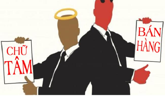 Cái tâm trong nghề Sales BĐS