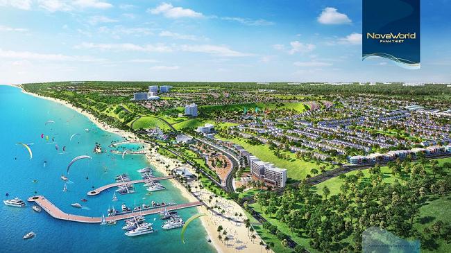 Novaworld Phan Thiết : Siêu thành phố biển – Du lịch – Sức khỏe