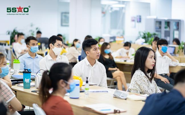 Training dự án Novaworld Phan Thiết tại Địa Ốc 5 Sao