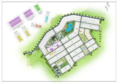 Bán đất tái định cư Bình Yên: cơ hội đầu tư tăng giá mạnh