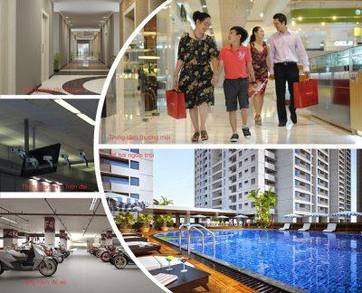 Tiện ích dự án chung cư 219 trung kính