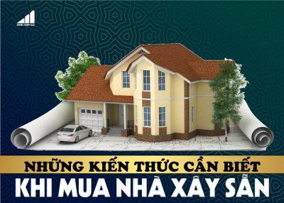 Ưu điểm của mua nhà xây sẵn