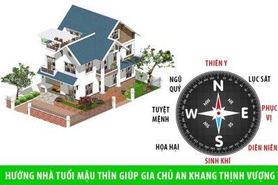 Xem hướng mua nhà