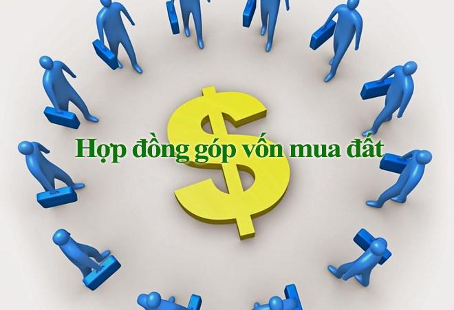 hop-dong-gop-von-mua-dat-la-gi