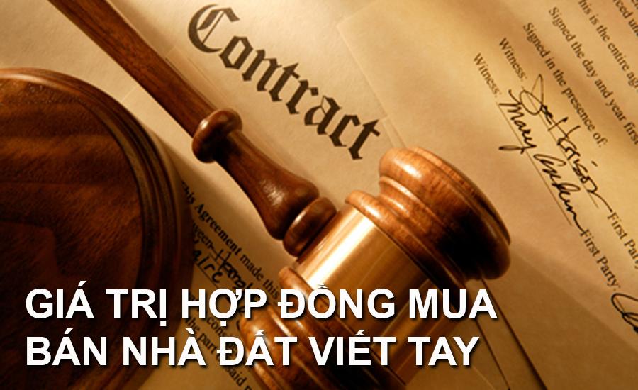 hop-dong-mua-ban-nha-dat-bang-giay-viet-tay