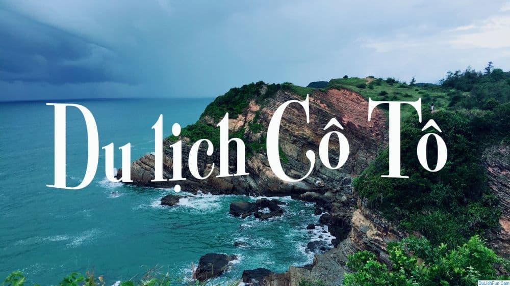 Review du lịch Cô Tô