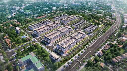 Chính thức ra mắt dự án Central City (TP Uông Bí)
