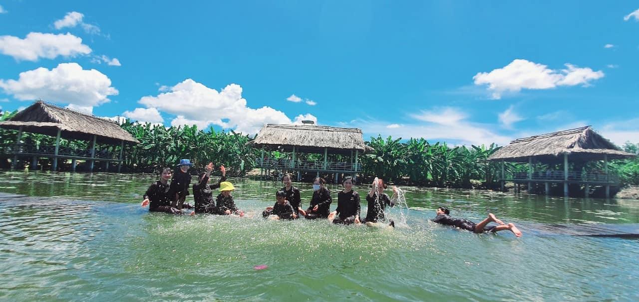 Khu du lịch sinh thái Hương Tràm