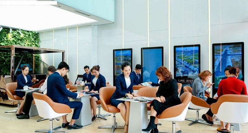 Nở rộ sàn giao dịch bất động sản online - CafeLand.Vn