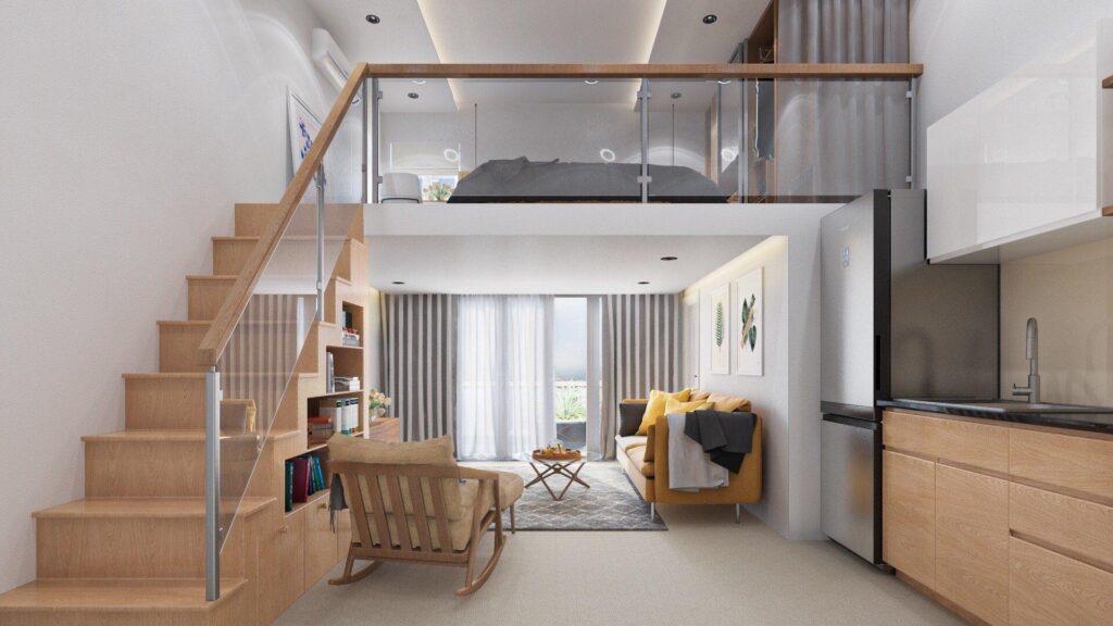 có nên mua căn hộ chung cư mini không?