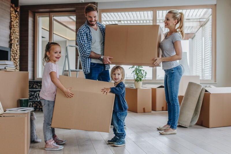 Thủ tục chuyển về nhà mới cần làm gì