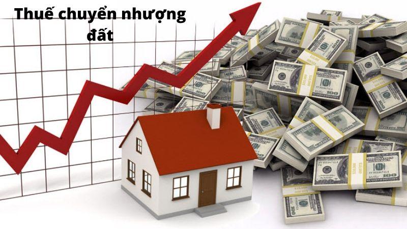Thuế chuyển nhượng nhà đất
